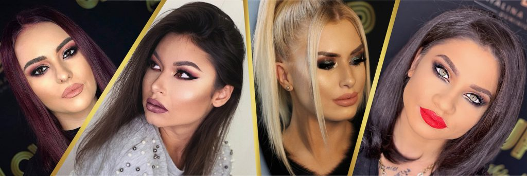 Cursuri salon înfrumusețare - Curs Make-Up București și Brăila